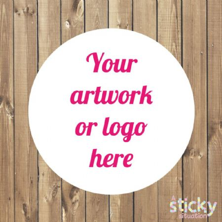 Personalised Stickers - We will print your own design